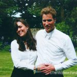 Kate and William pictured in 2005 six years before their royal wedding Image GETTY MIDDLETON FAMILY