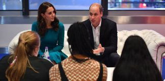 Kate and Williams engagement came the day after Charless birthday party Image GETTY
