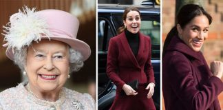 Kate i said to be a special favourite of the Queen Image Getty