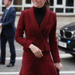 Kate is no longer the most powerful fashion influencer among the royals it was revealed Image GETTY
