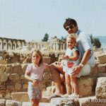 Kate with her father Michael and sister Pippa Image MIDDLETON FAMILY