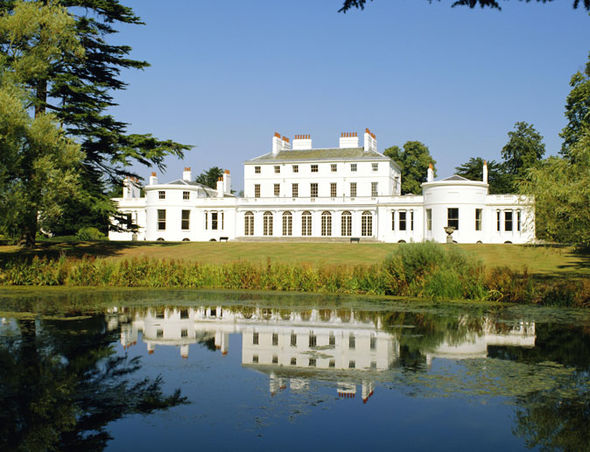Magnificent Frogmore House estate was built in the 17th century by Charles II's favourite architects Image Getty Images Robert Harding Worl