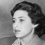 Margarets increasingly sober face in news pictures seemed to reflect a deeply troubled heart Image Getty