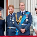 Meghan Harry William and Kate have previously been described as the Fab Four Image GETTY