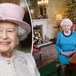 Meghan Markle Christmas traditions The Royal Family will watch the Queens speech at 3pm Image Getty