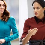 Meghan Markle and Kate the Duchess of Cambridge will become more distant over time Image GETTY