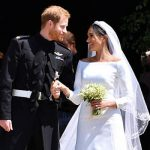 Meghan Markle and Prince Harry got married in May 2018 Image GETTY