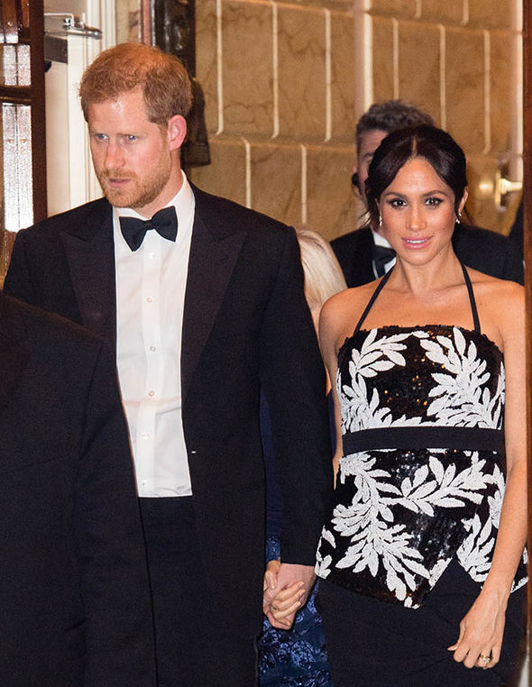 Meghan Markle has been an outspoken feminist for years Image GETTY