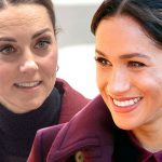 Meghan Markle is influencing more the fashion industry and consumers than Kate Duchess of Cambridge Image GETTY