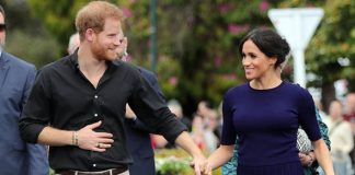 Meghan Markle news Meghan and Harry are expecting their first baby in the spring Image Getty