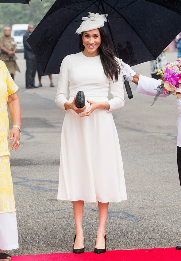 Meghan Markle pregnant Will Meghan Markle take maternity leave Image Getty
