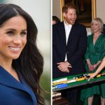 Meghan Markle received a shock after racing electric cars with Prince Harry Image REUTERS GETTY