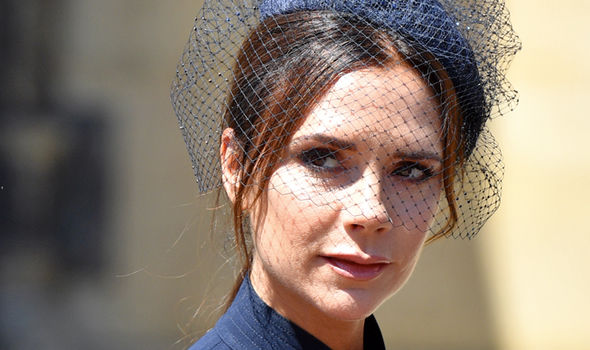 Meghan Markle has revealed she would never be seen in a Victoria Beckham dress Image GETTY