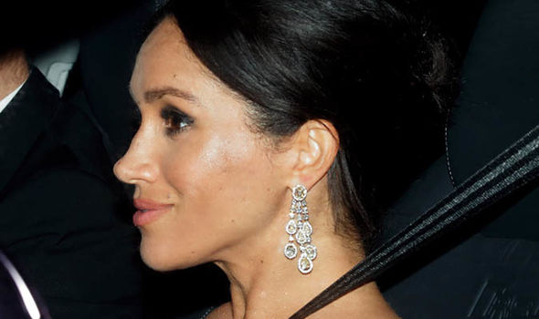 Meghan Markles jewelleries may also be subject to tax return Image GETTY