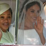 Meghan Markles mum will be joining the royals at Christmas Image GETTY
