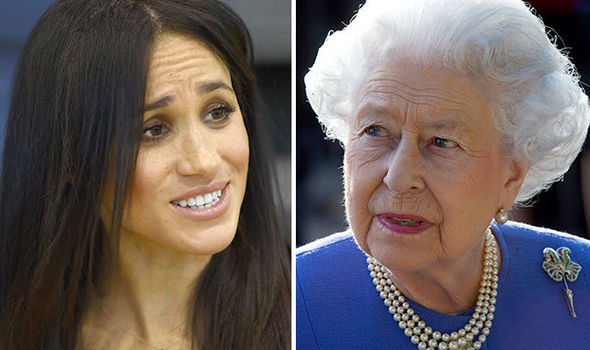 Meghans PA played a pivotal role in the build up to the Royal Wedding Image GETTY
