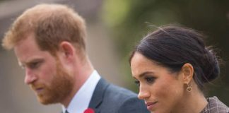 Meghan Markles pregnancy was revealed on October 15 Image GETTY
