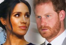 Meghan and Harry were introduced by a mutual friend in July 2016 Image GETTY