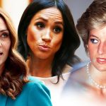 Meghan and Kate could be facing the same problem Diana did it has been claimed Image GETTY