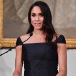 Meghan delivered a powerful speech about the right to vote during her overseas tour Image GETTY
