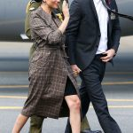 Meghan fashionable style started going more revealing when she arrived in New Zealand Image Getty