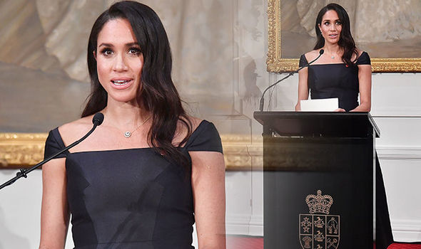 Meghan said that feminism is about fairness Image GETTY