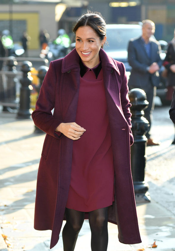 Speculation is high over the baby name Harry and Meghan will choose Image GETTY
