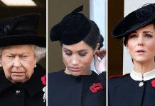 Meghan the Duchess of Sussex did not join fellow Royal Family members Image GETTY