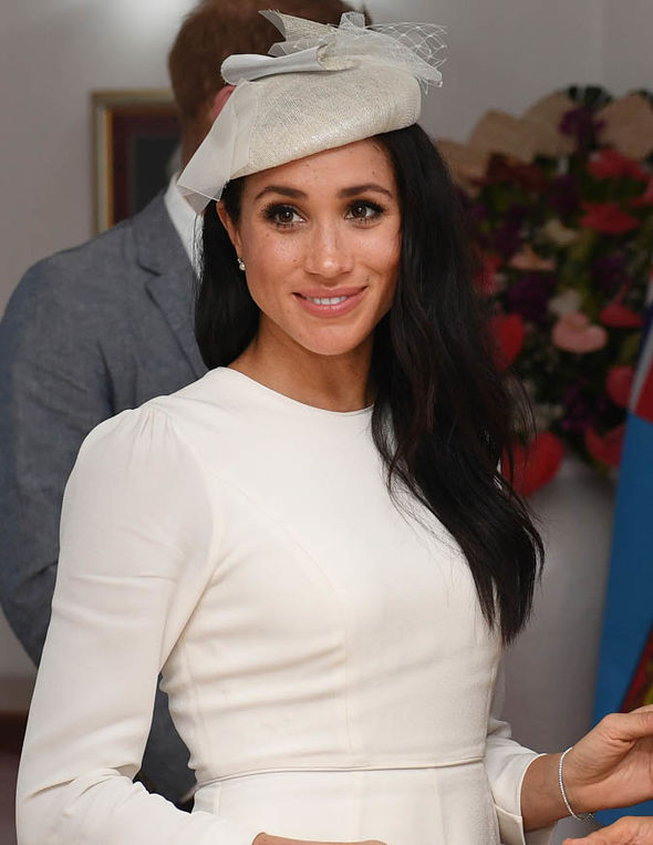 Meghan visited Australia Fiji Tonga and New Zealand Image GETTY