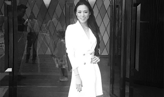 Mother of one Dara leads a hectic lifestyle and her company boasts international clients Image Dara Huang Instagram
