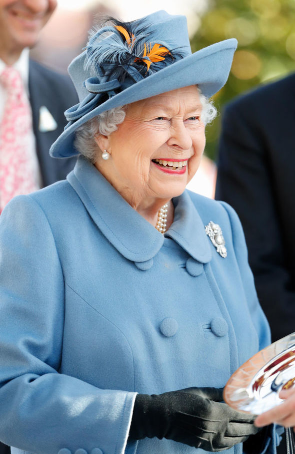 One aide explained that the Queen is a fine actress herself Image Max Mumby Indigo Getty Images