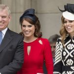 Prince Andrew wants his daughters to have a greater role in the royal family Image Getty