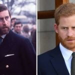 Prince Charles and Prince Harry look remarkably similar in pictures released by the Royal Family Image GETTY 1