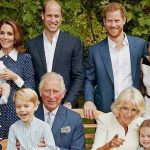 Prince Charles and Prince Louis close bond captured in new family photo Photo C GETTY IMAGES