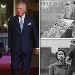 Prince Charles and the Queen never established a close child mother bond Image Getty