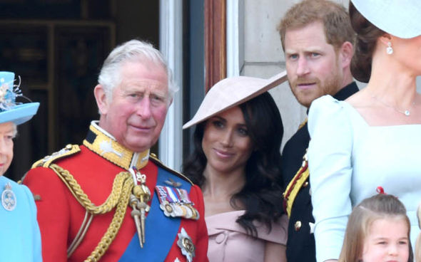 Prince Charles is impressed with how well Meghan has fitted into royal life Image Karwai Tang WireImage