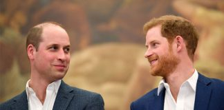 Prince Charles sons tell all Image GETTY