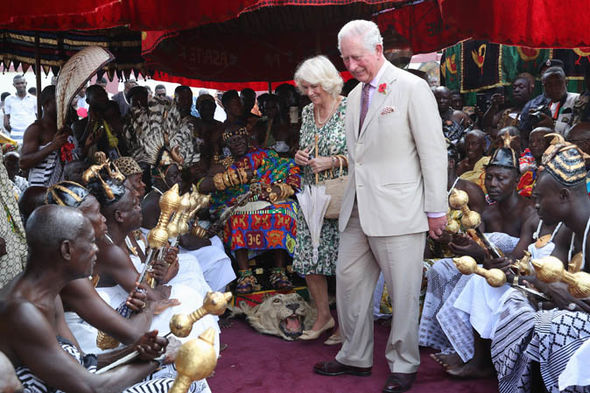 Prince Charles was appointed as the Queens successor as Head of the Commonwealth in April Image GETTY