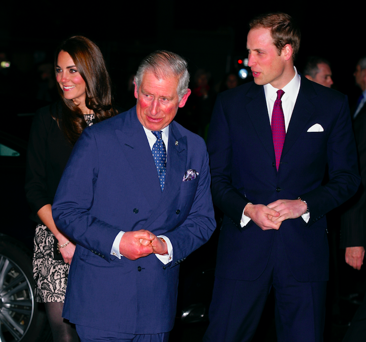 Prince Charles was reportedly snubbed by Prince William and Kate Middleton when he invited them on holiday Photo Getty
