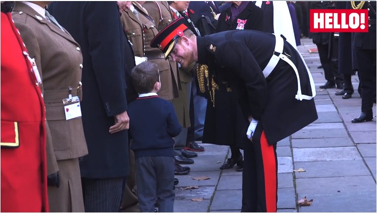 Prince Harry Photo C HELLO