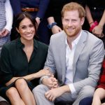Prince Harry and Meghan Markle are set to spend their first Christmas together as a married couple Photo Getty Images