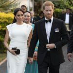 Prince Harry and Meghan Markle won't be able to learn the sex of their unborn baby if royal tradition is followed Photo Getty