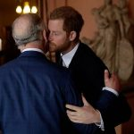 Prince Harry has also said his family are there for him Asked what special birthday message Photo C GETTY IMAGES