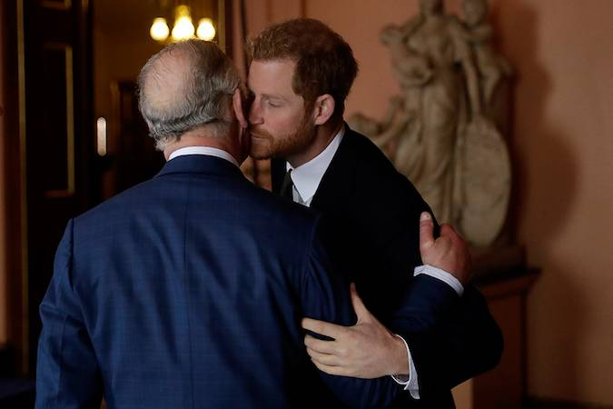 Apart from being the heir apparent to the British throne the patron or president of more than 420 charities Photo C GETTY IMAGES