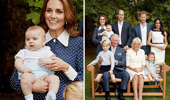 Prince Louis white and blue romper sold out within hours online Image GETTY