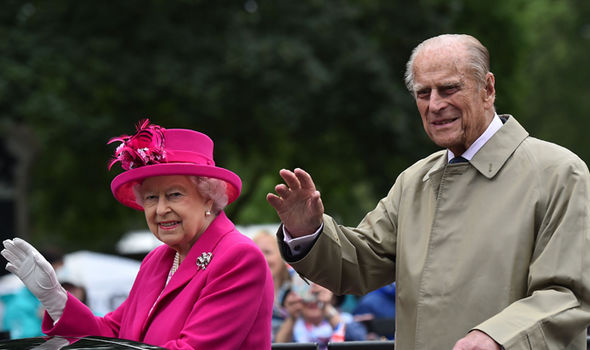 Prince Philip did not hide his scorn for his son's achievements Image Getty