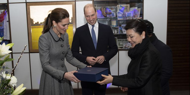 Prince William and Kate Middleton Just Received Adorable Gifts for Their Kids Photo C GETTY IMAGES