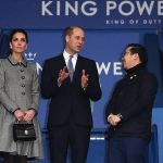 Prince William and Kate Middleton pay respect to Leicester City owner Vichai Srivaddhanaprabha Photo C GETTY IMAGES 09