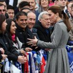 Prince William and Kate Middleton pay respect to Leicester City owner Vichai Srivaddhanaprabha Photo C GETTY IMAGES 10