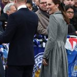 Prince William and Kate Middleton pay respect to Leicester City owner Vichai Srivaddhanaprabha Photo C GETTY IMAGES 11